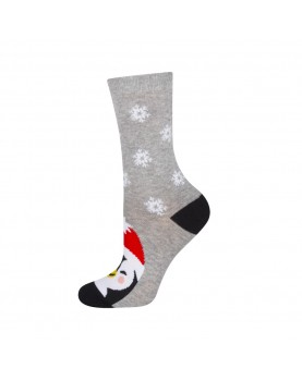 Socks with penguins